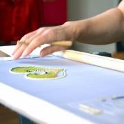crochet de Lunéville - Atelier Elisabeth Roulleau