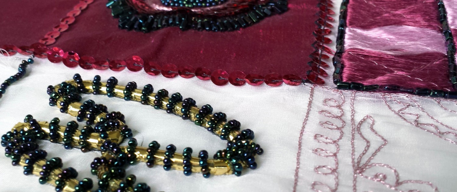 Broderie perlée - cours